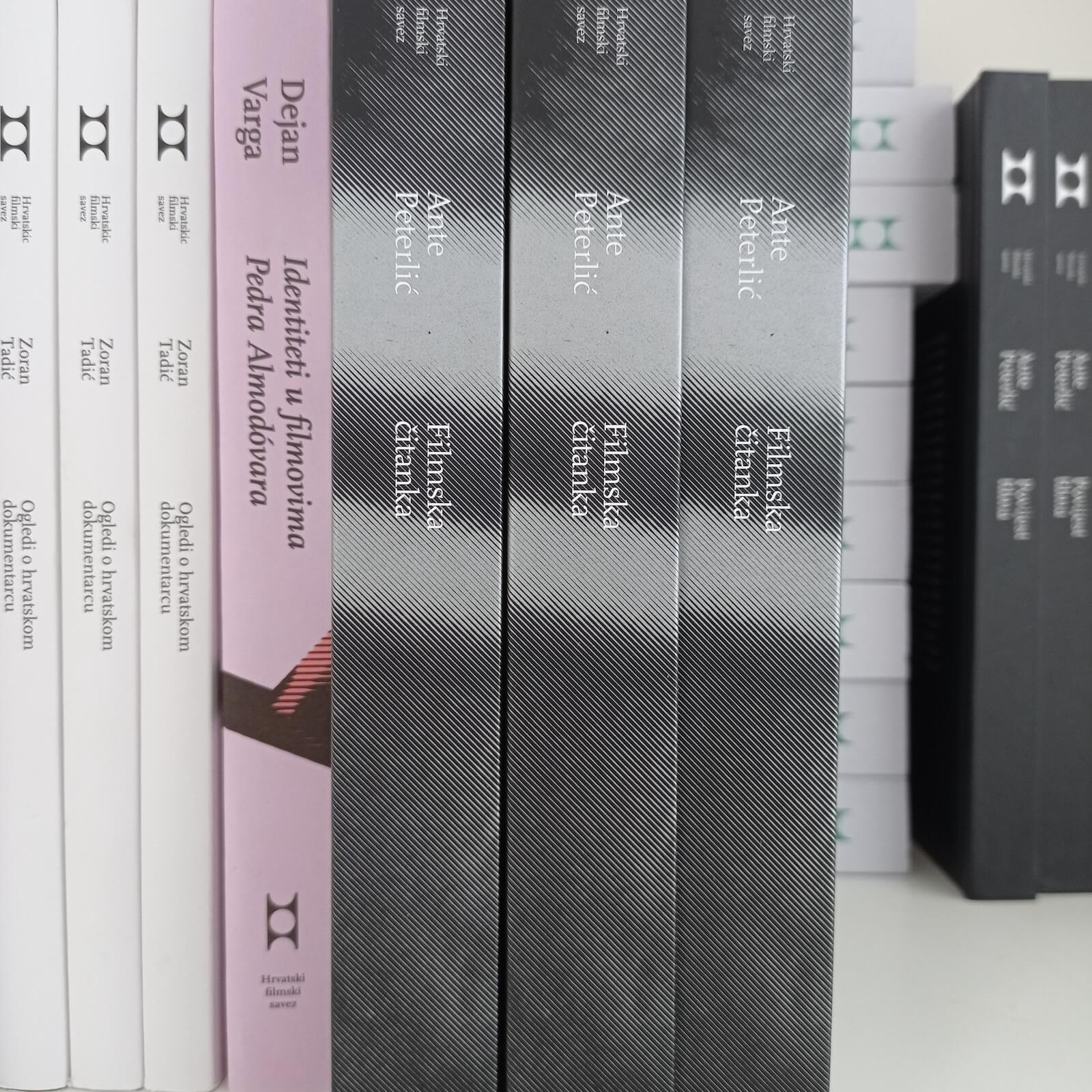 Predstavljanje novih izdanja knjiga HFS-a u Gradskoj knjižnici Varaždin